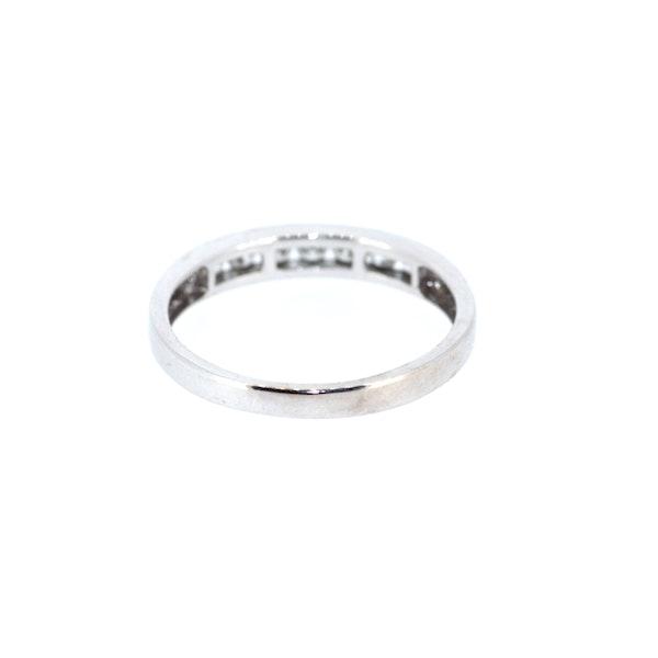 Diamond Half Eternity Ring. S.Greenstein - image 4