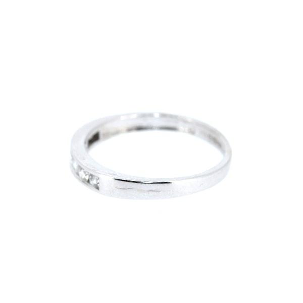 Diamond Half Eternity Ring. S.Greenstein - image 3