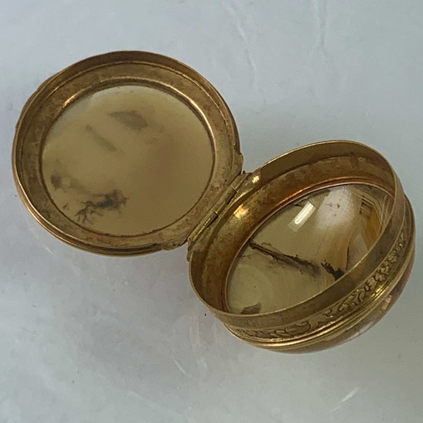 1720 gold and agate snuff box - image 4