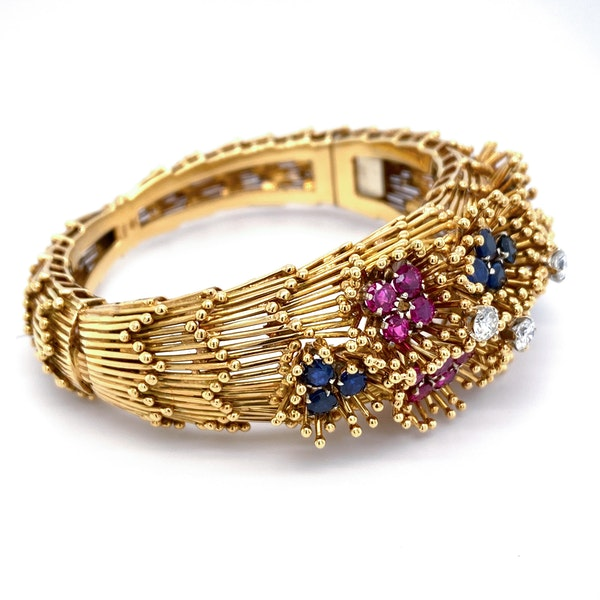 Fabulous Sea Urchin Bracelet - image 2