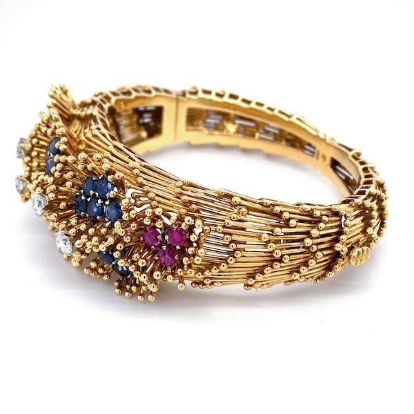 Fabulous Sea Urchin Bracelet - image 3