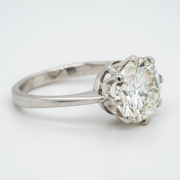A Fine Brilliant Cut Diamond Offered by The Gilded Lily - image 2