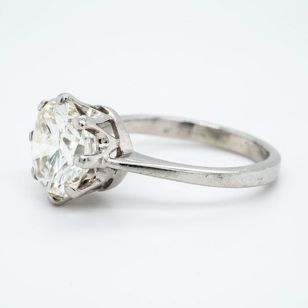 A Fine Brilliant Cut Diamond Offered by The Gilded Lily - image 3