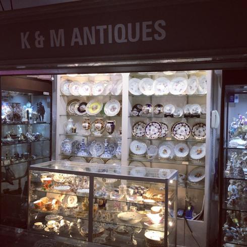 K & M Antiques