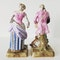 Pair of 19th century Meissen figures - image 4