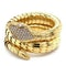 Rare Flexible snake bracelet - image 1