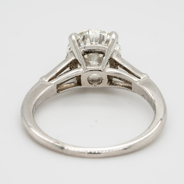 1.74ct Diamond Solitaire Ring - image 4
