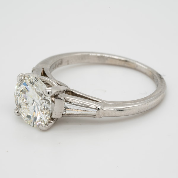 1.74ct Diamond Solitaire Ring - image 3