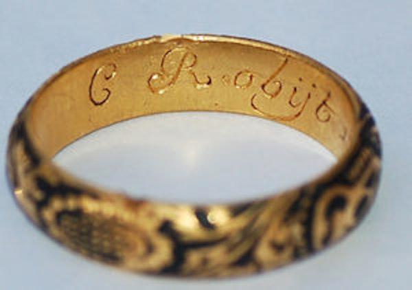 Memento mori skull ring - image 4