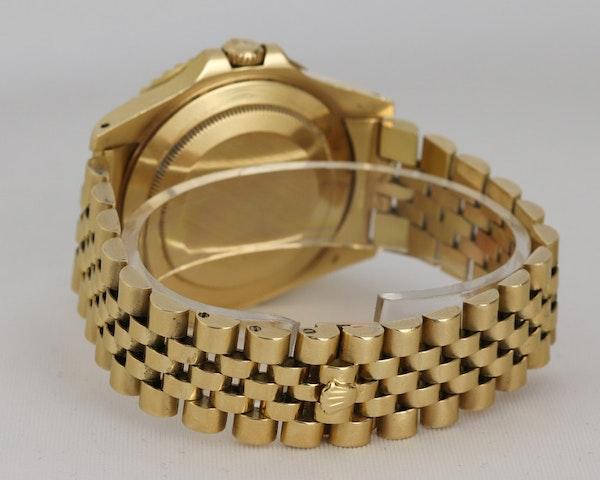 Rolex GMT-Master II, 18K Yellow Gold, 16718 - image 5