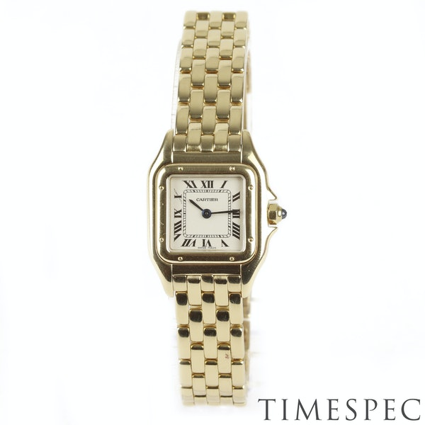 Cartier Panthère Ladies 18k Yellow Gold Quartz 22mm - image 1
