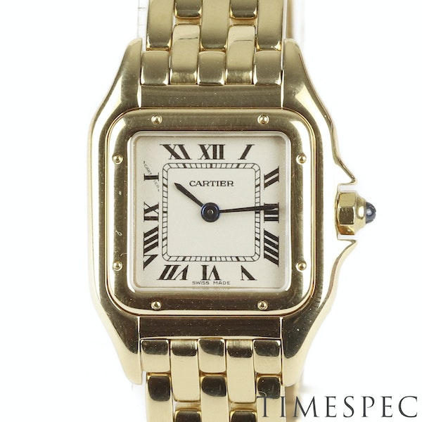 Cartier Panthère Ladies 18k Yellow Gold Quartz 22mm - image 2