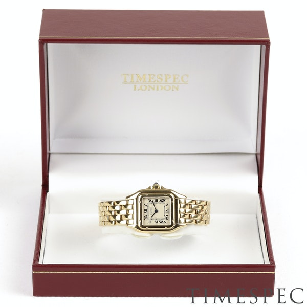 Cartier Panthère Ladies 18k Yellow Gold Quartz 22mm - image 3