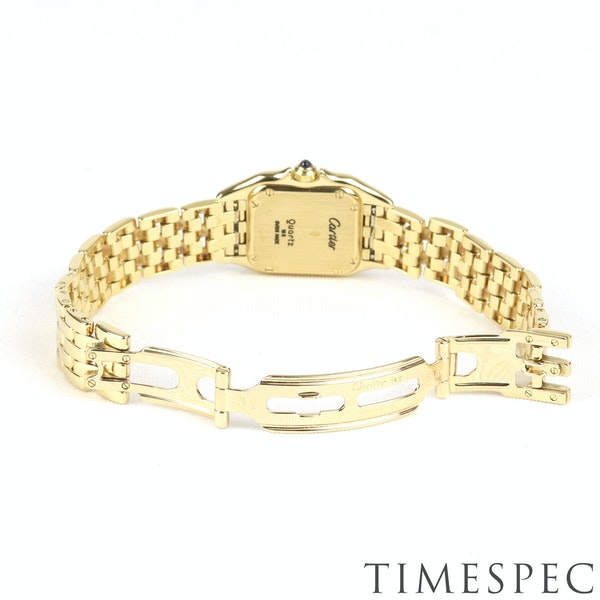 Cartier Panthère Ladies 18k Yellow Gold Quartz 22mm - image 6