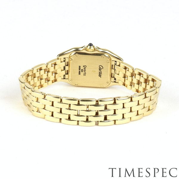 Cartier Panthère Ladies 18k Yellow Gold Quartz 22mm - image 5