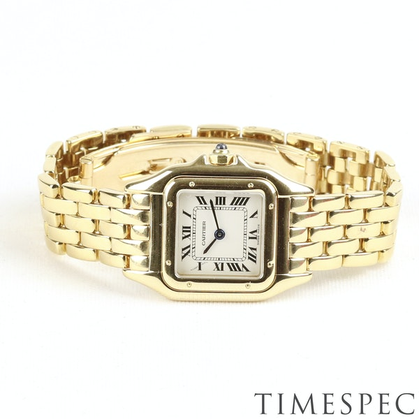 Cartier Panthère Ladies 18k Yellow Gold Quartz 22mm - image 4