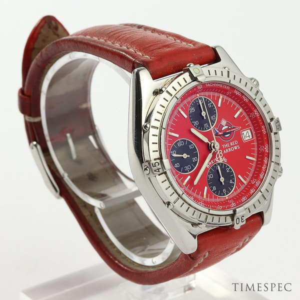 "Breitling Chronomat ""The Red Arrows"" Limited Edition - image 3"
