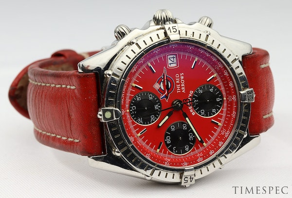 "Breitling Chronomat ""The Red Arrows"" Limited Edition - image 4"