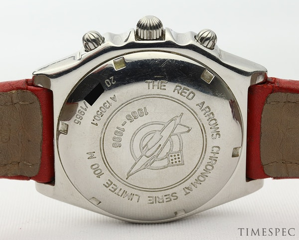 "Breitling Chronomat ""The Red Arrows"" Limited Edition - image 6"