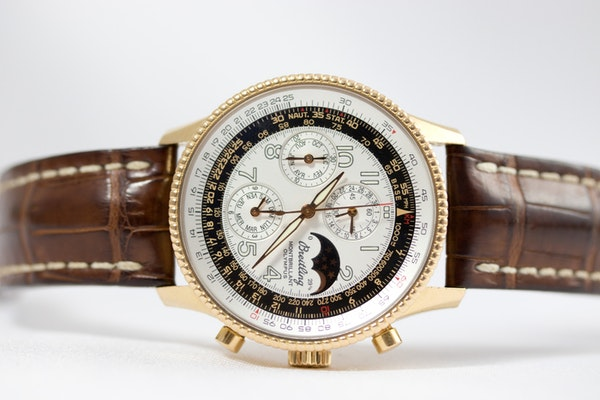 Breitling Montbrilliant Olympus Limited Edition, 18K Pink Gold, 42mm - image 12