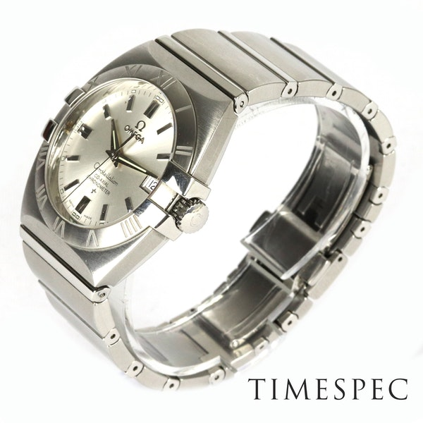 Omega Constellation Double Eagle Co-Axial Stainless Steel - image 3