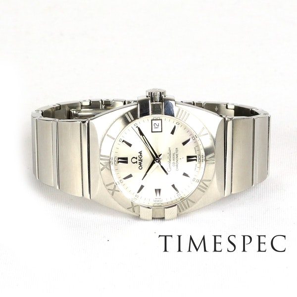 Omega Constellation Double Eagle Co-Axial Stainless Steel - image 5