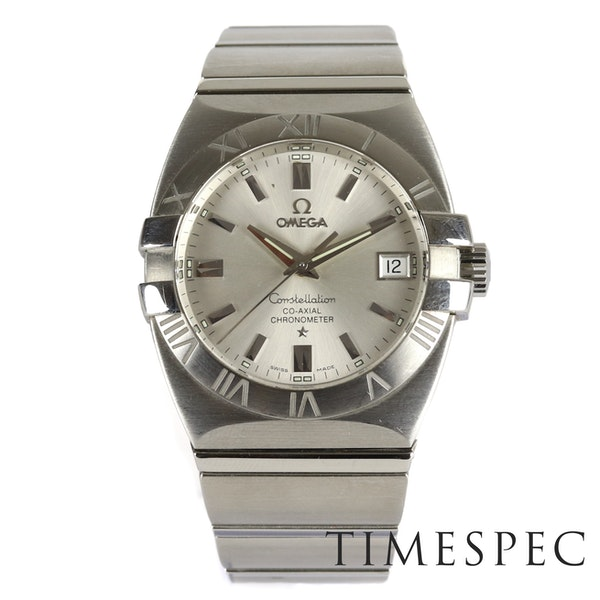 Omega Constellation Double Eagle Co-Axial Stainless Steel - image 2