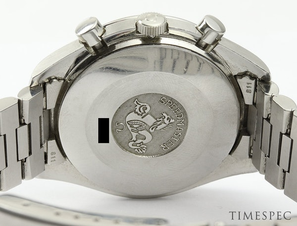 Omega Speedmaster Chronograph Ladies Mother Of Pearl Dial 39mm - image 6