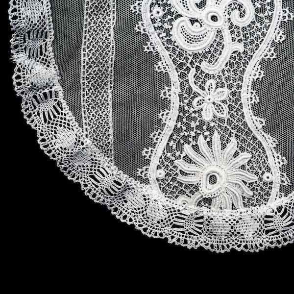 Oval tray cloth - image 2