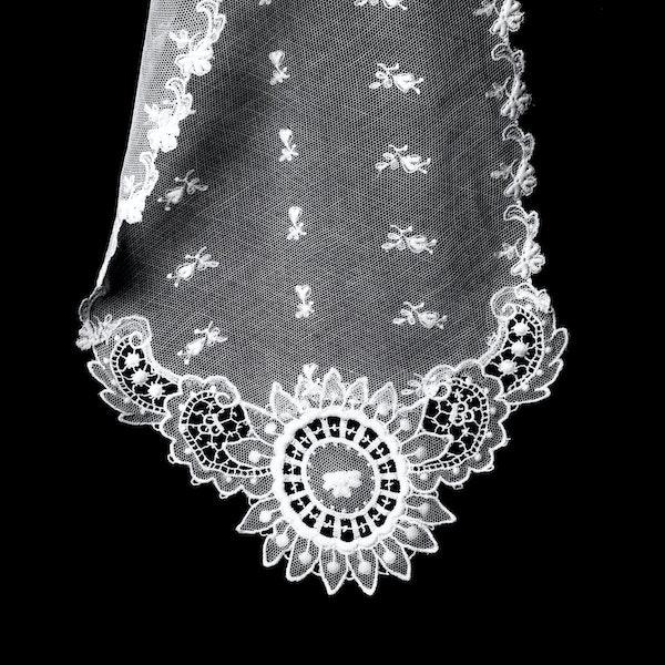 Lace scarf - image 2