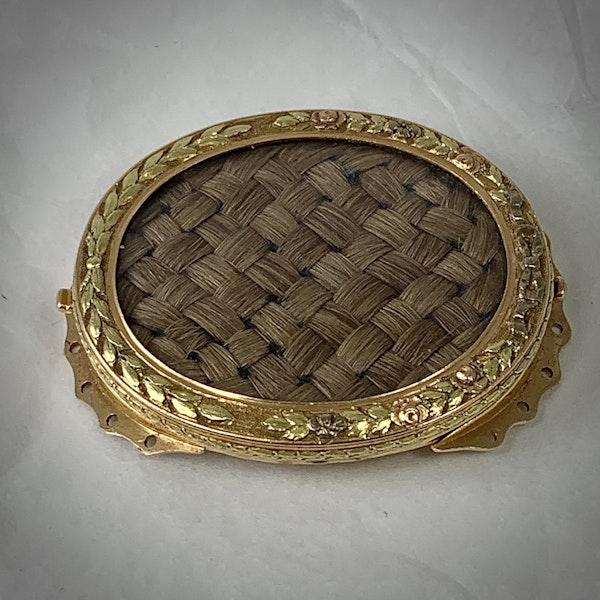 1780 Paris gold clasp - image 2