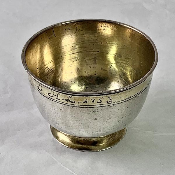 Eighteenth century Voka cup , Dorpat - image 2