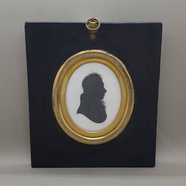 John Miers Silhouette Portrait Circa.1805 - image 1
