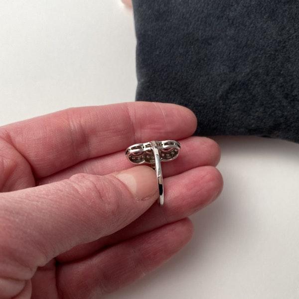 Ruby Diamond Ring in Platinum Date circa 1910  SHAPIRO & Co since1979 - image 6