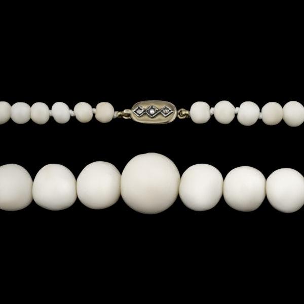 Angel Skin Coral Necklace - image 2
