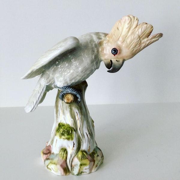 Meissen cockatoo - image 2