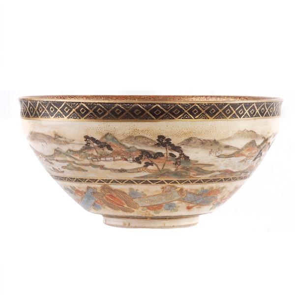 Satsuma bowl - image 2