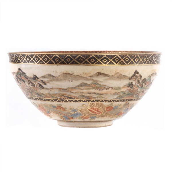 Satsuma bowl - image 3