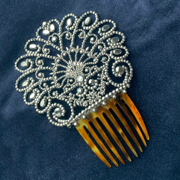 A Bridal Hair Comb from 1830 - image 2