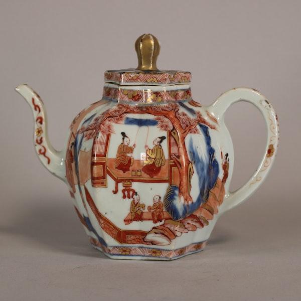 Rare Chinese Imari teapot Kangxi(1622-1722) - image 1