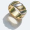 A 1940s French Gold and Platinum Ring - image 2