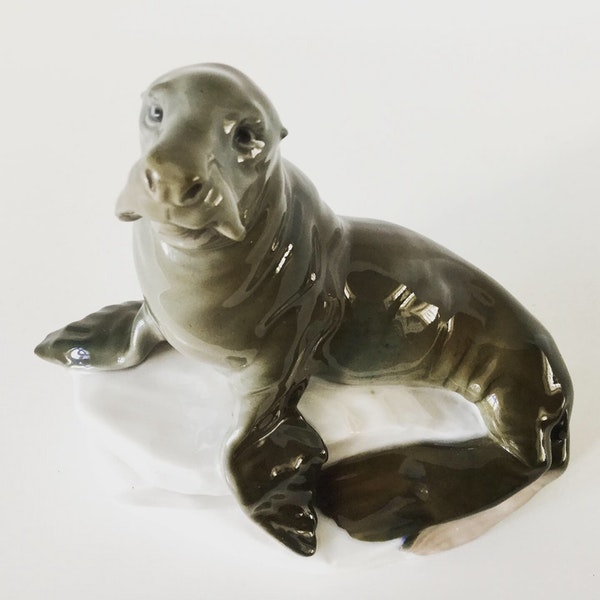 Meissen Art Nouveau Seal - image 3