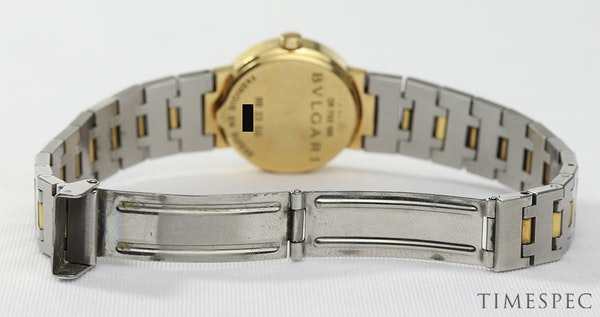 Bulgari Steel & 18K Yellow Gold Ladies - image 6