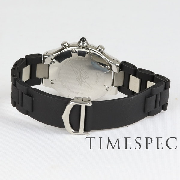 Cartier Must 21 Chronoscaph, Stainless Steel, Gents, 38mm - image 4