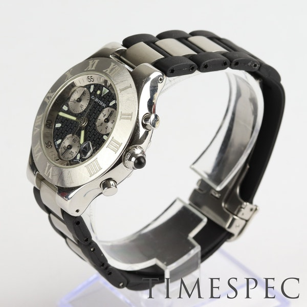 Cartier Must 21 Chronoscaph, Stainless Steel, Gents, 38mm - image 7