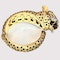 A 1970s Jaguar Bangle with Ruby Eyes and Diamond Whiskers - image 8