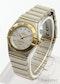 Omega Constellation Ladies MOP Diamond Dial Steel & Gold - image 4