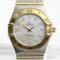 Omega Constellation Ladies MOP Diamond Dial Steel & Gold - image 2
