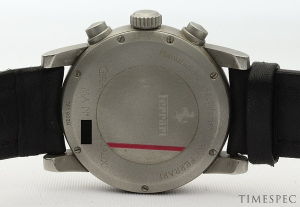 Girard Perregaux Ferrari 38mm Automatic Chronograph - image 5
