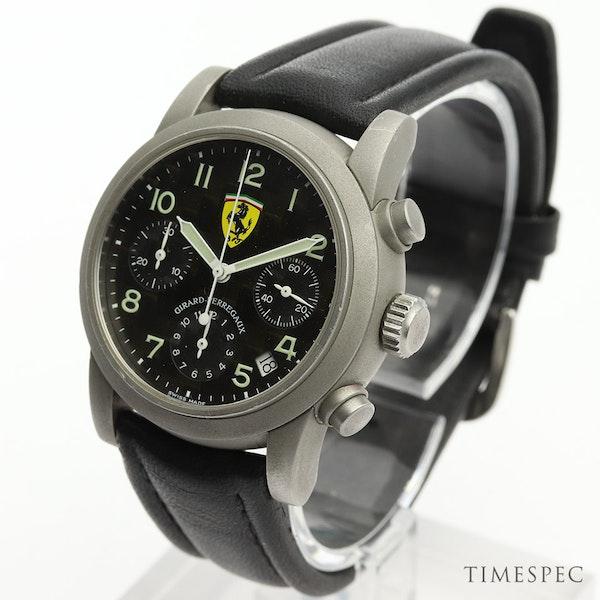 Girard Perregaux Ferrari 38mm Automatic Chronograph - image 2
